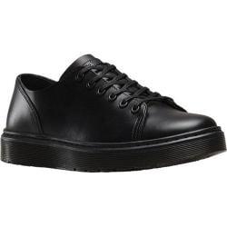 Dr. Martens Dante 6 Eye Raw Shoe Black Brando