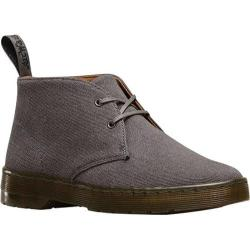 Women's Dr. Martens Daytona Chukka Boot Lead Overdyed Twill Canvas