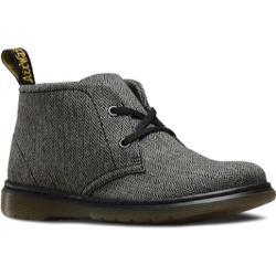 Women's Dr. Martens Jayda Desert Boot Grey/Black Tweed