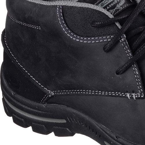 e60d641192216 Shop Men's Skechers Relaxed Fit Braver Horatio Boot Black - Free Shipping  Today - Overstock - 11918747