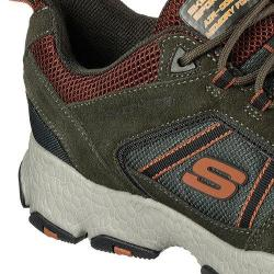 Men's Skechers Burst Tech Training Shoe Olive