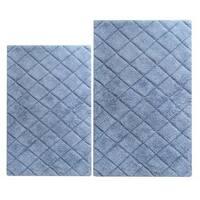 Impression Blue 2-piece Bath Set