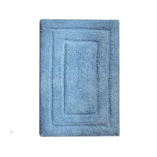 Benzara Classic Blue Mat