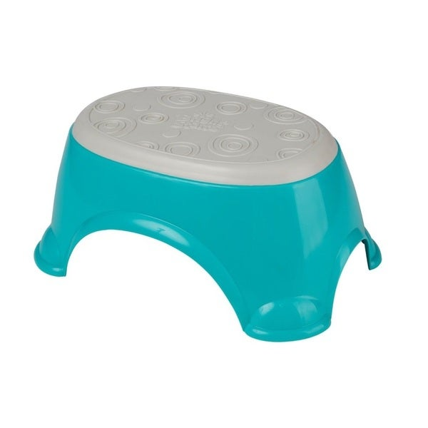 Prime Bright Starts Blue My Little Step Stool Bralicious Painted Fabric Chair Ideas Braliciousco