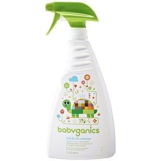 Babyganics Fragrance-free 32-ounce Tub/Tile Cleaner