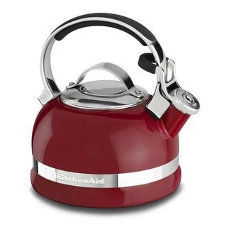 KitchenAid Empire Red Stainless Steel 2-quart Kettle