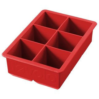 Tovolo King Cube Candy Apple Ice Trays