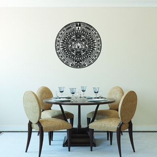 Style and Apply Maya Calendar II Vinyl Wall Decal