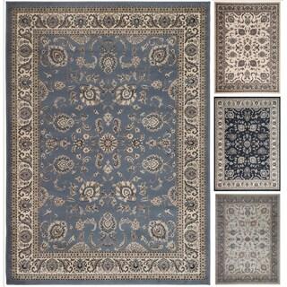 Admire Home Living Artisan Tabriz Olefin Area Rug (5'5 x 7'7)