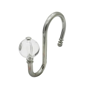 Shower Hooks (set of 12) by Elegant Home Fashions