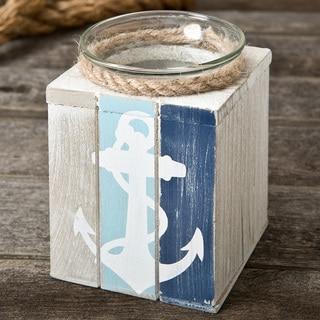 Anchor Design Candle Holder