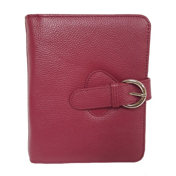 Franklin Covey Ava Leather Compact Binder. Opens flyout.