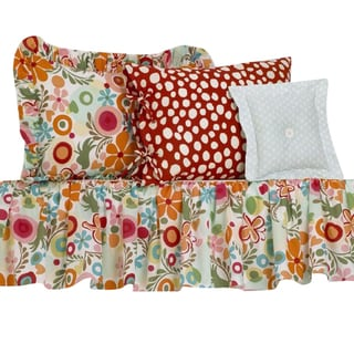 Cotton Tale Lizzie 4-piece Bedding Set