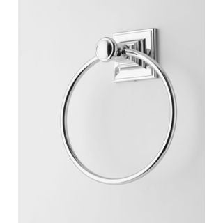 Towel Ring, by Elegant Home Fashions