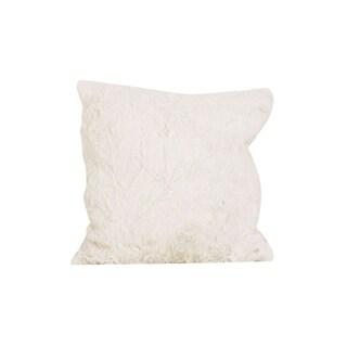 Cotton Tale 'Heaven Sent Girl' Faux Fur Decor Throw Pillow