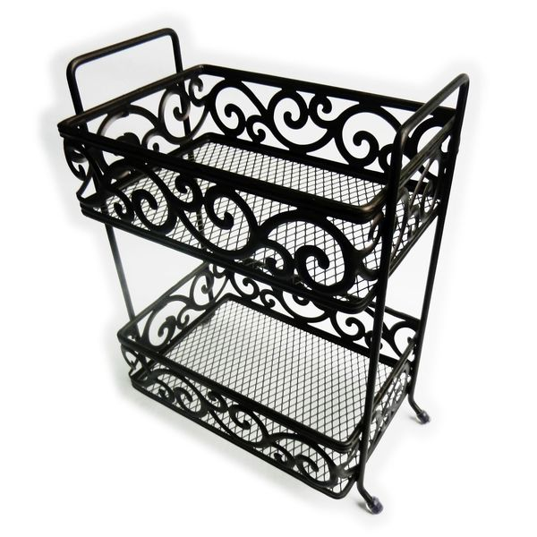 Free Standing Shower Caddy, by Elegant Home Fashions