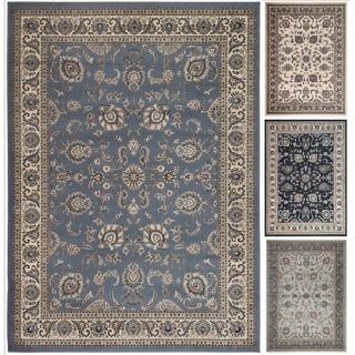 Admire Home Living Artisan Tabriz Olefin Area Rug (2'2 x 7'7)