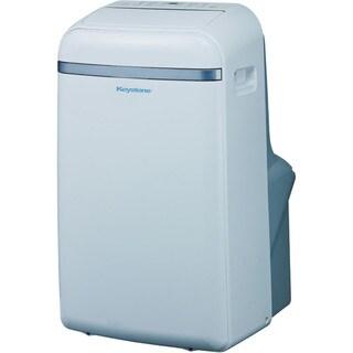 Keystone KSTAP14B 14,000 BTU 115-volt Portable Air Conditioner with 'Follow Me' LCD Remote Control