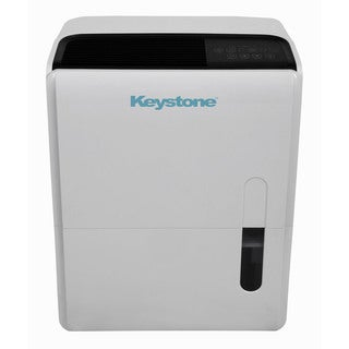 Keystone KSTAD957PA Energy Star 95-Pint Dehumidifier with Built-in Pump