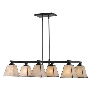 Gardenia 6 Light Island Chandelier