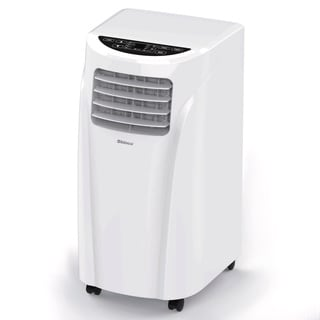 Shinco SPAZ10W White 10,000 BTU Compact Portable Air Conditioner