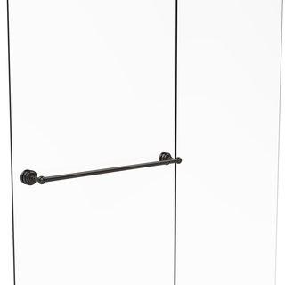 Allied Brass Dottingham Collection 30-inch Shower Door Towel Bar