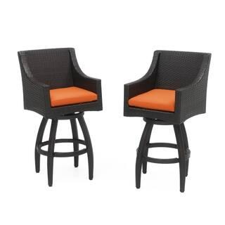 RST Brands Deco Tikka Orange Swivel Barstools (Set of 2) https://ak1.ostkcdn.com/images/products/12004458/P18882098.jpg?impolicy=medium