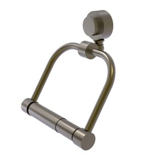 Allied Brass Venus Collection Silver Brass 2-post Toilet Tissue Holder