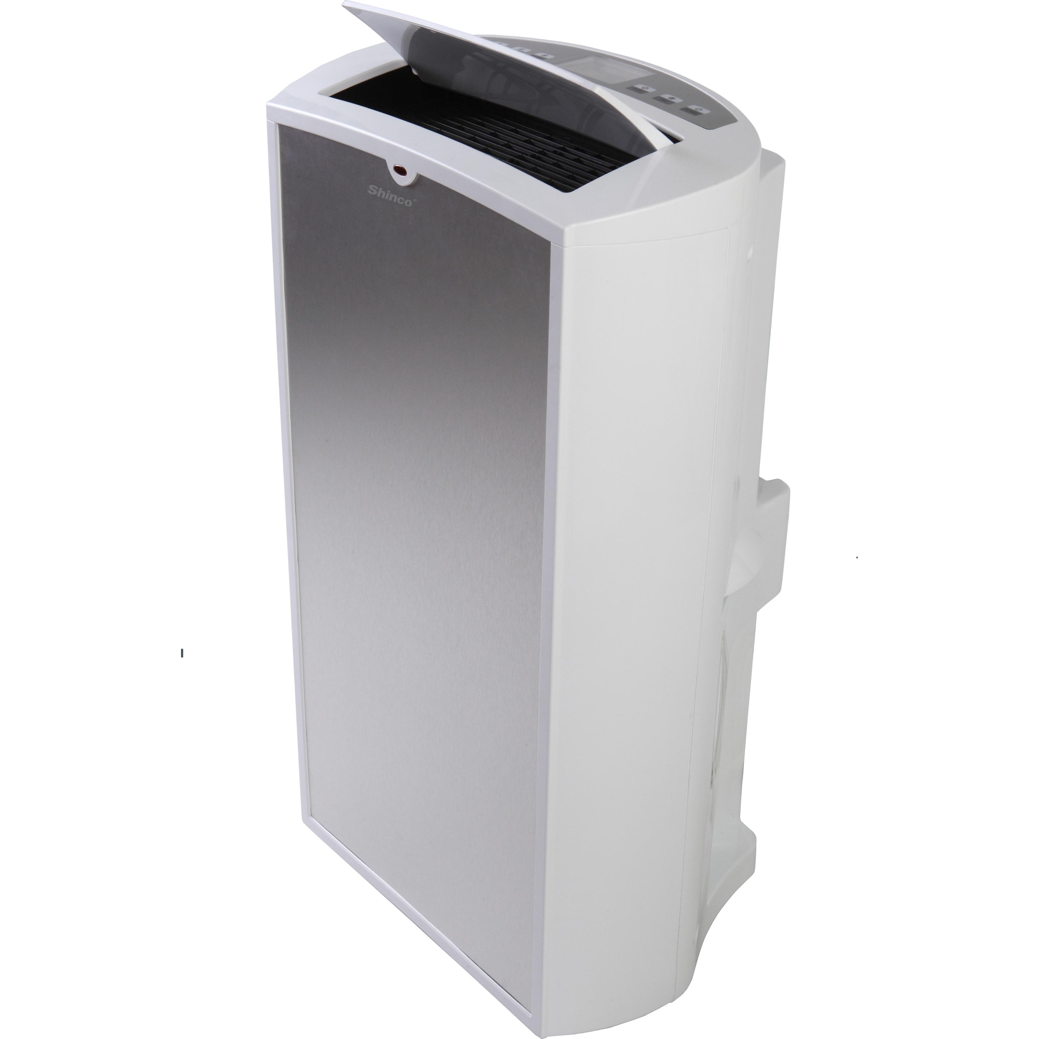 Shinco SPHN12W 12,000-BTU Portable Air Conditioner with H...