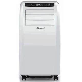 Shinco SPAE12W 12000 BTU Compact Portable Air Conditioner - White