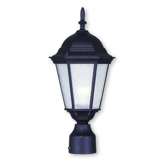 Livex Lighting Hamilton Bronze Outdoor Post Lantern