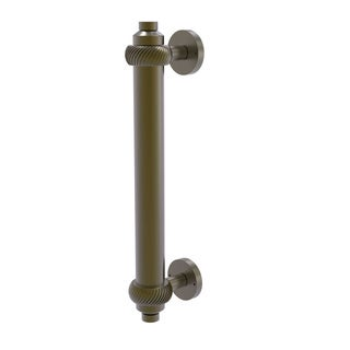 Allied Brass 8-inch Twisted Accent Door Pull