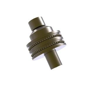 Allied Brass Clear Brass 1.5-inch Cabinet Knob
