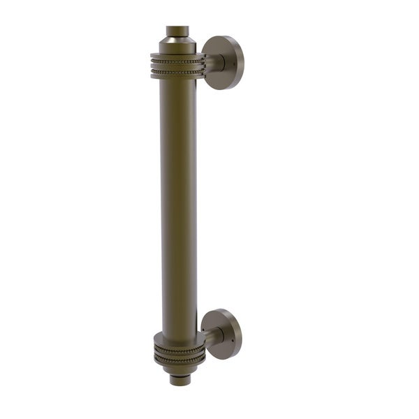 Allied Brass 8-inch Dotted Accents Drawer Pull - Free Shipping ...