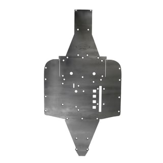 Can Am Maverick XDS Black Recycled Material Skid Plate