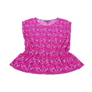 Epic Threads Girl's Pink Polyester Top