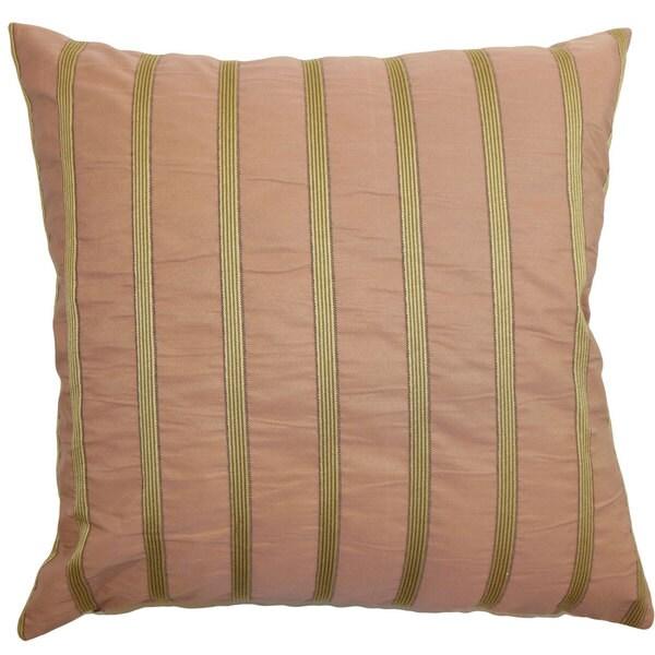 Darja Stripes Throw Pillow Cover