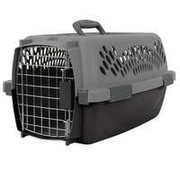 Shop Petmate 2 Door Top Load Kennel Free Shipping On