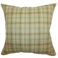Adelasia Plaid Throw Pillow Cover
