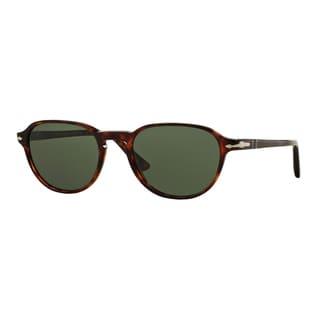 Persol Men's PO3053S 901531 52 Havana Plastic Phantos Sunglasses