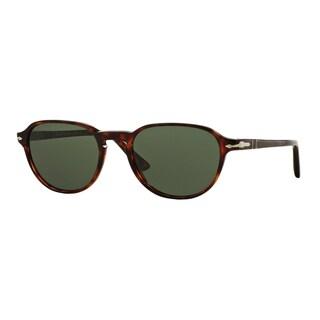 Persol Men's PO3053S 901531 54 Havana Plastic Phantos Sunglasses
