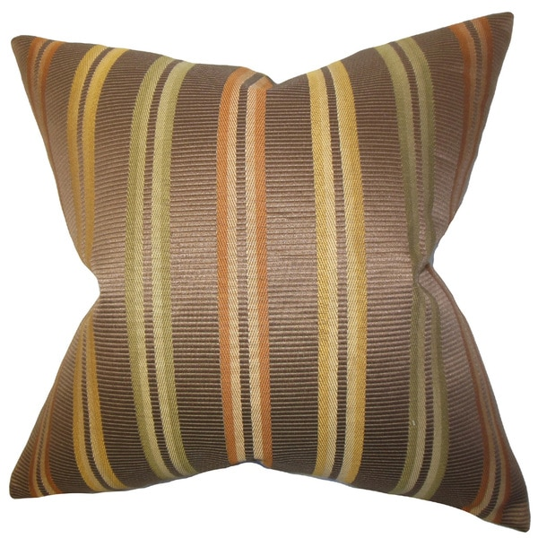 Dorsey Stripes Throw Pillow Cover