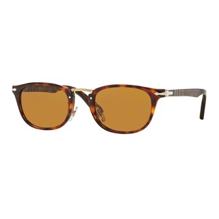 Persol PO3127S 24/33 Havana Frame Brown Lens Sunglasses
