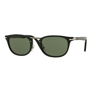 Persol PO3127S 95/31 Black Frame Grey Lens Sunglasses