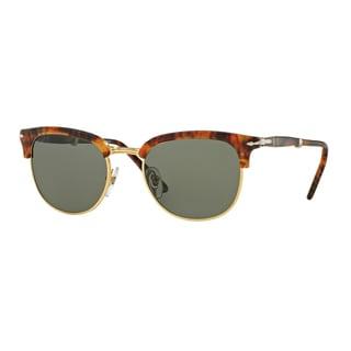 Persol Men's PO3132S 108/58 Havana Plastic Phantos Polarized Sunglasses