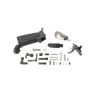 BCMGUNFIGHTER AR-15 Enhanced Lower Parts Kit - Black