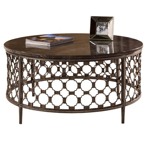 Hillsdale Furniture Brescello Round Coffee Table