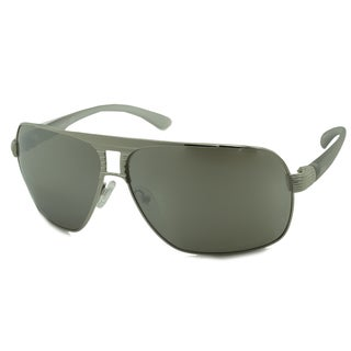 Guess Men's GU6512 Aviator Sunglasses