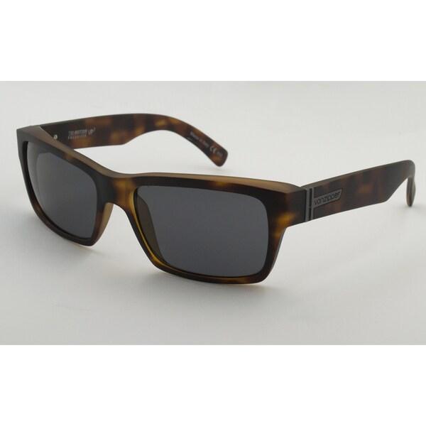 eb6c7becf77 Shop VonZipper Fulton Men s Polarized  Rectangular Sunglasses - Free  Shipping Today - Overstock - 12005226