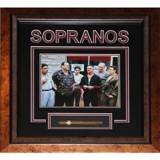 The Sopranos 8x10-inch Cigar Frame